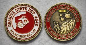 Vietnam War Challenge Coin