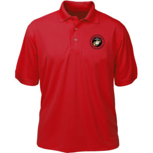 MCL Granite State Polo Red