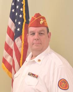 Sr. Vice Commandant, Chris Alberding