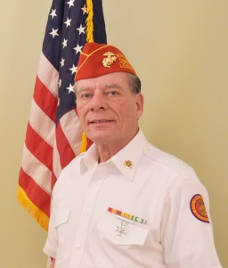 Jr. Vice Commandant, John Jenkins